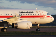 Abu Dhabi Amiri Flight Airbus A320-232 (A6-DLM) at  Mahe Island - Seychelles International, Seychelles