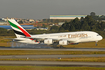 Emirates Airbus A380-842 (A6-EVH) at  Sao Paulo - Guarulhos - Andre Franco Montoro (Cumbica), Brazil