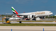 Emirates Boeing 777-21H(LR) (A6-EWB) at  Ft. Lauderdale - International, United States