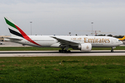 Emirates Boeing 777-21H(LR) (A6-EWD) at  Luqa - Malta International, Malta