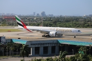 Emirates Boeing 777-21H(LR) (A6-EWI) at  Ft. Lauderdale - International, United States