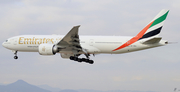 Emirates Boeing 777-21H(LR) (A6-EWJ) at  Barcelona - El Prat, Spain