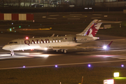 Qatar Amiri Flight Bombardier BD-700-1A10 Global Express (A7-AAM) at  Zurich - Kloten, Switzerland