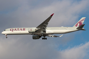 Qatar Airways Airbus A350-1041 (A7-ANB) at  New York - John F. Kennedy International, United States