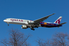 Qatar Airways Boeing 777-3DZ(ER) (A7-BAE) at  Atlanta - Hartsfield-Jackson International, United States
