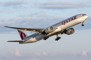 Qatar Airways Boeing 777-3DZ(ER) (A7-BAH) at  Atlanta - Hartsfield-Jackson International, United States
