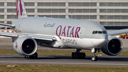 Qatar Airways Cargo Boeing 777-FDZ (A7-BFE) at  Brussels - International, Belgium