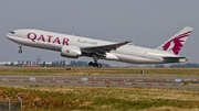 Qatar Airways Cargo Boeing 777-FDZ (A7-BFE) at  Paris - Charles de Gaulle (Roissy), France