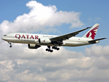 Qatar Airways Cargo Boeing 777-FDZ (A7-BFE) at  Frankfurt am Main, Germany