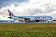 Qatar Airways Cargo Boeing 777-FDZ (A7-BFE) at  Miami - International, United States