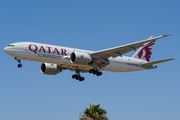 Qatar Airways Cargo Boeing 777-FDZ (A7-BFH) at  Los Angeles - International, United States