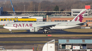 Qatar Airways Cargo Boeing 777-FDZ (A7-BFL) at  Brussels - International, Belgium