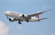Qatar Airways Cargo Boeing 777-FDZ (A7-BFN) at  Chicago - O'Hare International, United States