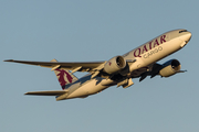 Qatar Airways Cargo Boeing 777-FDZ (A7-BFU) at  Frankfurt am Main, Germany
