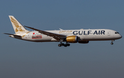 Gulf Air Boeing 787-9 Dreamliner (A9C-FF) at  London - Heathrow, United Kingdom
