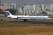 China Northern Airlines McDonnell Douglas MD-82 (B-2128) at  Guangzhou - Baiyun (closed), China