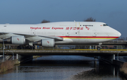 Yangtze River Express Boeing 747-481F (B-2437) at  Amsterdam - Schiphol, Netherlands