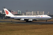 Air China Boeing 747-2J6B(M) (B-2450) at  Guangzhou - Baiyun (closed), China