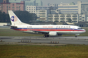 Wuhan Airlines Boeing 737-3Q8 (B-2918) at  Guangzhou - Baiyun (closed), China