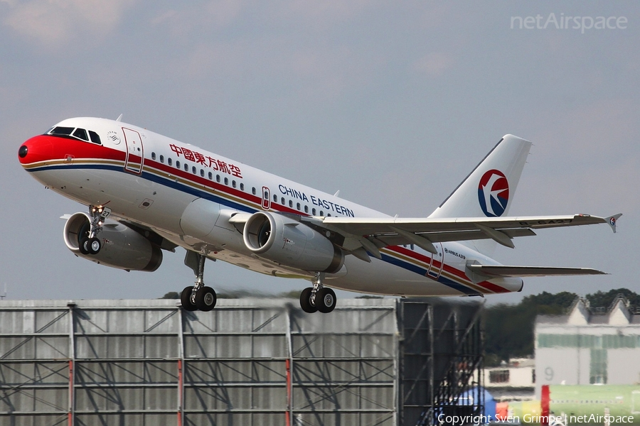 China Eastern Airlines Airbus A319-133 (B-6427) | Photo 11316