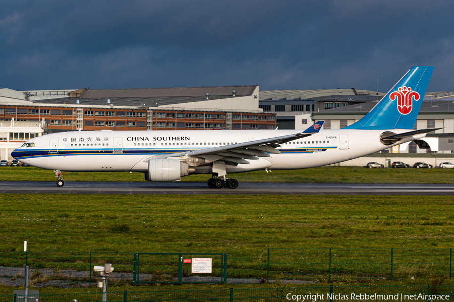 China Southern Airlines Airbus A330-223 (B-6548) | Photo 408758