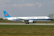 China Southern Airlines Airbus A321-231 (B-6658) at  Hamburg - Finkenwerder, Germany