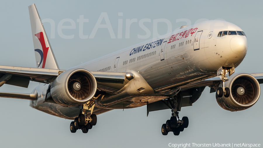 China Eastern Airlines Boeing 777-39P(ER) (B-7368) | Photo 354639