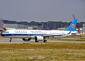 China Southern Airlines Airbus A321-271N (B-8369) at  Hamburg - Finkenwerder, Germany