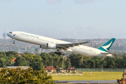 Cathay Pacific Boeing 777-367 (B-HNP) at  Denpasar/Bali - Ngurah Rai International, Indonesia