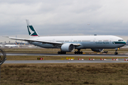 Cathay Pacific Boeing 777-367(ER) (B-KPC) at  Frankfurt am Main, Germany