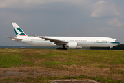 Cathay Pacific Boeing 777-367(ER) (B-KPD) at  Milan - Malpensa, Italy