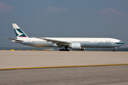 Cathay Pacific Boeing 777-367(ER) (B-KPQ) at  Milan - Malpensa, Italy