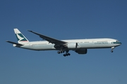 Cathay Pacific Boeing 777-367(ER) (B-KQP) at  Johannesburg - O.R.Tambo International, South Africa