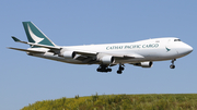 Cathay Pacific Cargo Boeing 747-467(ERF) (B-LIE) at  Atlanta - Hartsfield-Jackson International, United States