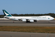 Cathay Pacific Cargo Boeing 747-867F (B-LJE) at  Anchorage - Ted Stevens International, United States