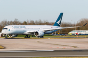 Cathay Pacific Airbus A350-941 (B-LRR) at  Manchester - International (Ringway), United Kingdom