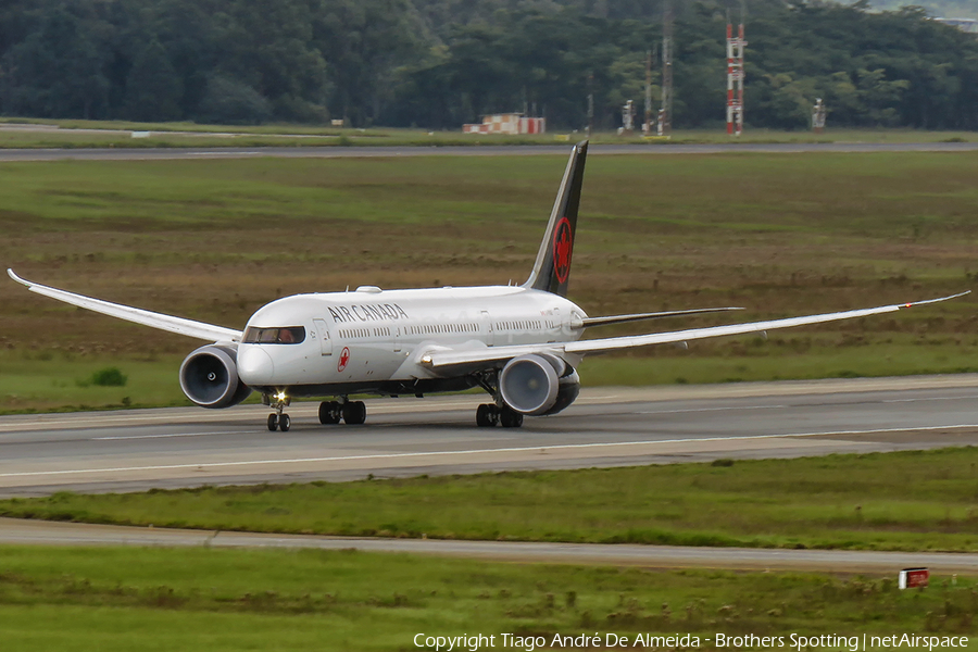 Air Canada Boeing 787-9 Dreamliner (C-FNOE) | Photo 372646
