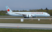 Air Canada Boeing 787-9 Dreamliner (C-FNOG) at  Frankfurt am Main, Germany