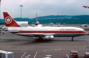 Air Canada Lockheed L-1011-385-3 TriStar 500 (C-GAGF) at  Zurich - Kloten, Switzerland