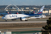 LAN Boeing 787-8 Dreamliner (CC-BBA) at  Los Angeles - International, United States