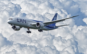 LAN Airlines Boeing 787-9 Dreamliner (CC-BGD) at  Frankfurt am Main, Germany