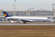 Belgian Air Force Embraer ERJ-145LR (CE-03) at  Munich, Germany