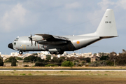 Belgian Air Force Lockheed C-130H Hercules (CH-12) at  Luqa - Malta International, Malta