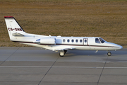 NetJets Europe Cessna 550 Citation Bravo (CS-DHM) at  Berlin - Tegel, Germany