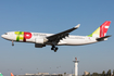 TAP Air Portugal Airbus A330-223 (CS-TOI) at  Lisbon - Portela, Portugal