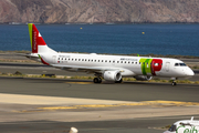 TAP Express (Portugalia) Embraer ERJ-195AR (ERJ-190-200 IGW) (CS-TTY) at  Gran Canaria, Spain