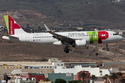 TAP Air Portugal Airbus A320-251N (CS-TVC) at  Gran Canaria, Spain