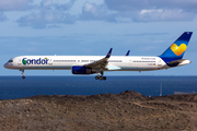 Thomas Cook Airlines (Condor) Boeing 757-330 (D-ABOI) at  Gran Canaria, Spain