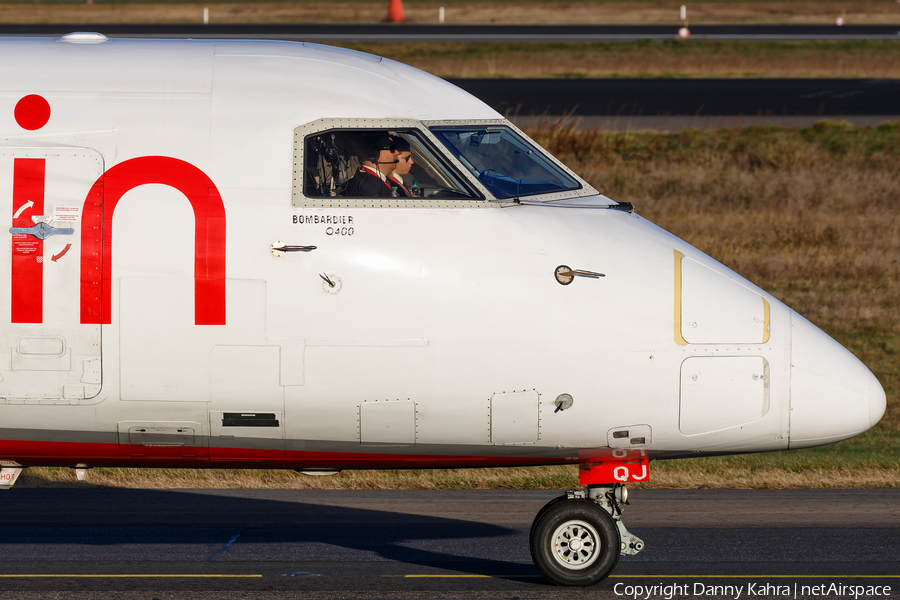 Air Berlin (LGW) Bombardier DHC-8-402Q (D-ABQJ) | Photo 152909