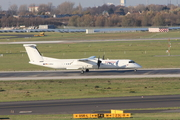 Eurowings (LGW) Bombardier DHC-8-402Q (D-ABQJ) at  Dusseldorf - International, Germany